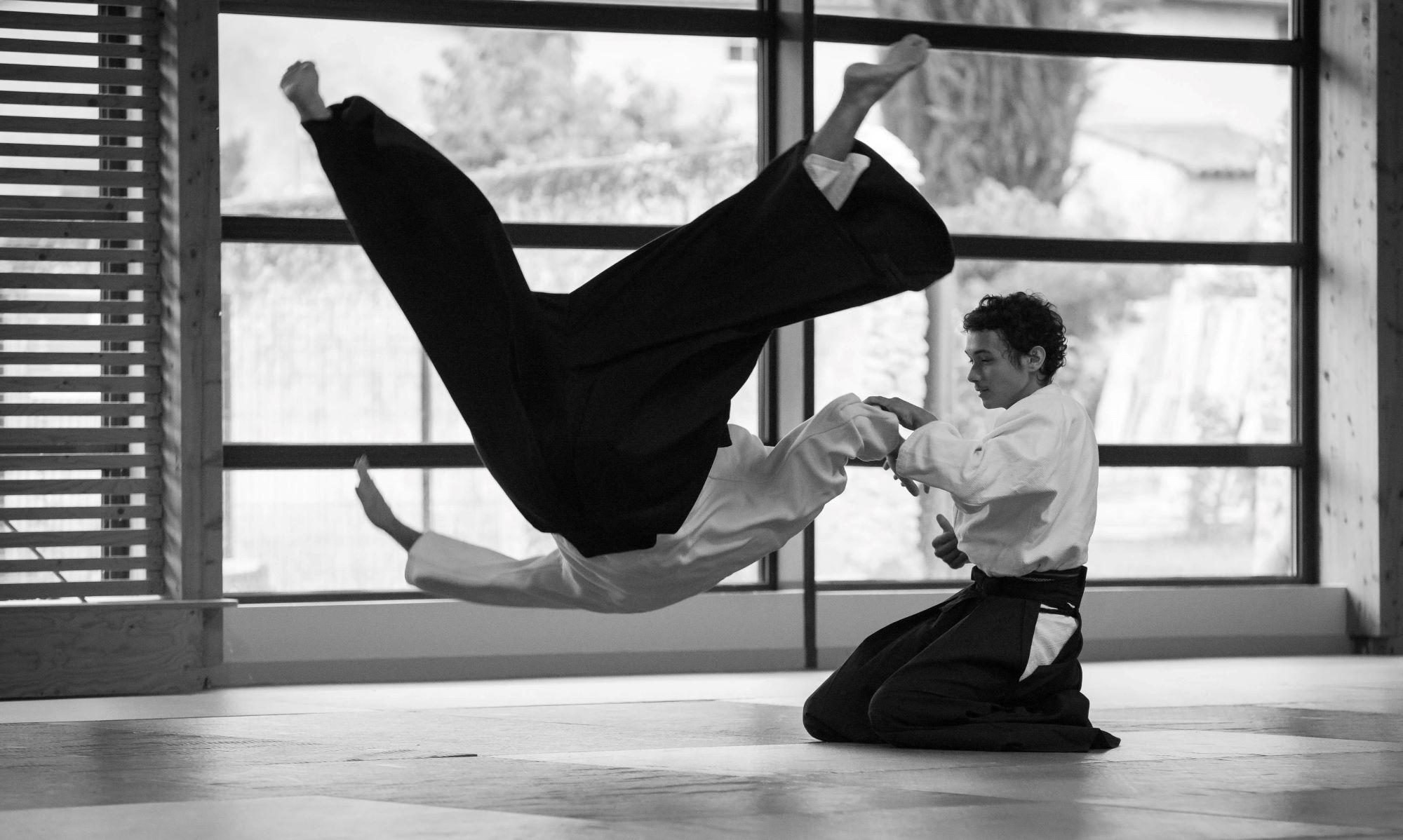 Académie d'Aikido de Condrieu
