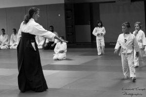 L'enfant peut utiliser l'aikido comme un guide dans sa vie quotidienne