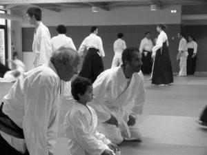aikido rencontre intergénérationnelle